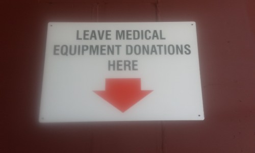 Medical Equipment Recycling in Sonoma County :: Sonoma County