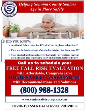 Call Senior Safety Program to help your loved one stay safe at home